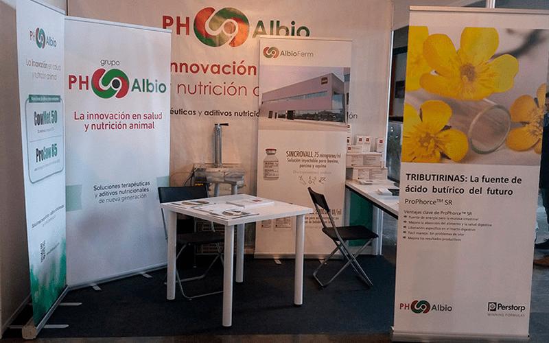 PH-Albio presenta sus novedades en el Congreso de Anembe
