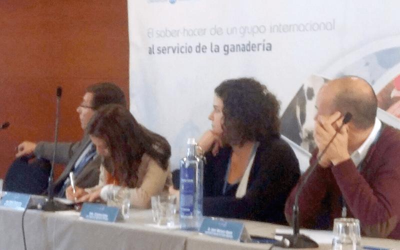 PH-Albio participó en la I Jornada Técnica de Vacuno de Leche organizada por Evialis Galicia S.A.