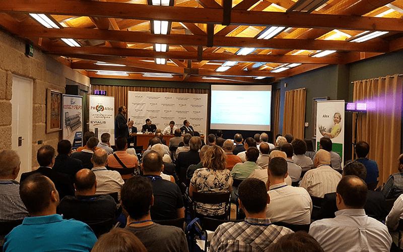 Grupo PH Albio en la II Jornada Técnica de Cunicultura organizada por Evialis Galicia