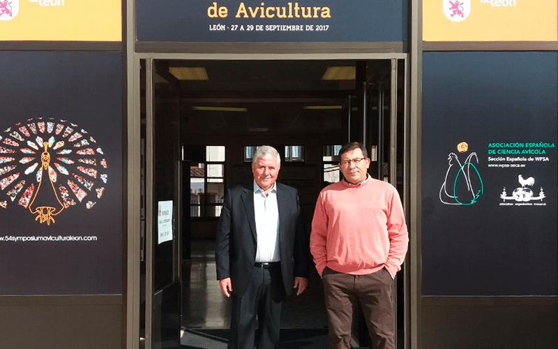 Participación del Grupo PH-Albio en el LIV Symposium Científico de Avicultura de WPSA-AECA