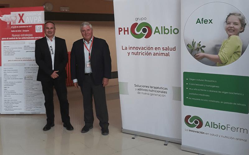 El Grupo PH-Albio patrocina el X Congreso AVPA en Zaragoza