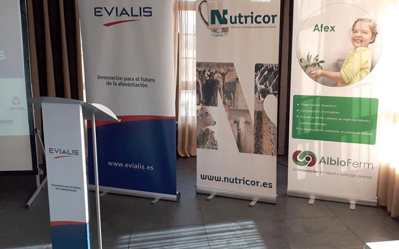 Patrocinio por el Grupo PH-Albio de la I Jornada Técnica de Vacuno de Carne organizada por Evialis