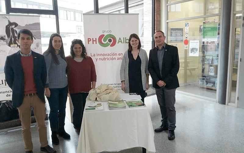 El Grupo PH-Albio patrocina las XX Jornadas de Porcino de la UAB y AVPC