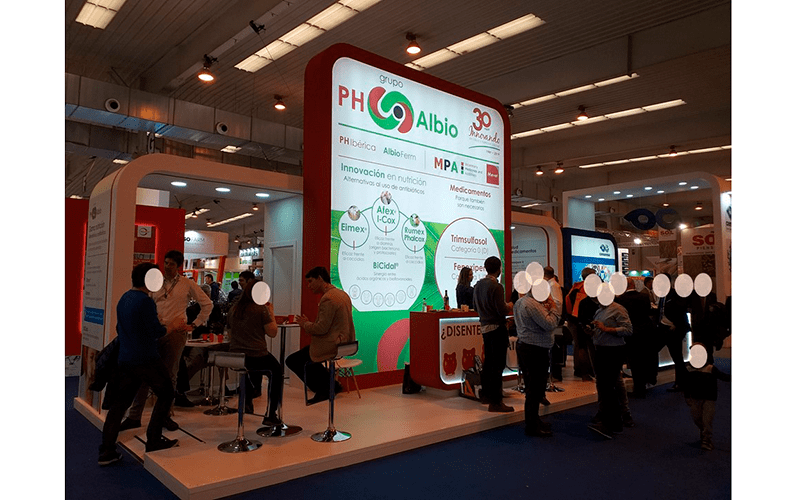 Grupo PH-Albio celebra sus 30 años de innovación en FIGAN 2019
