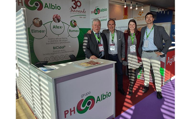 Grupo PH-Albio patrocina el congreso nutriFORUM 2019