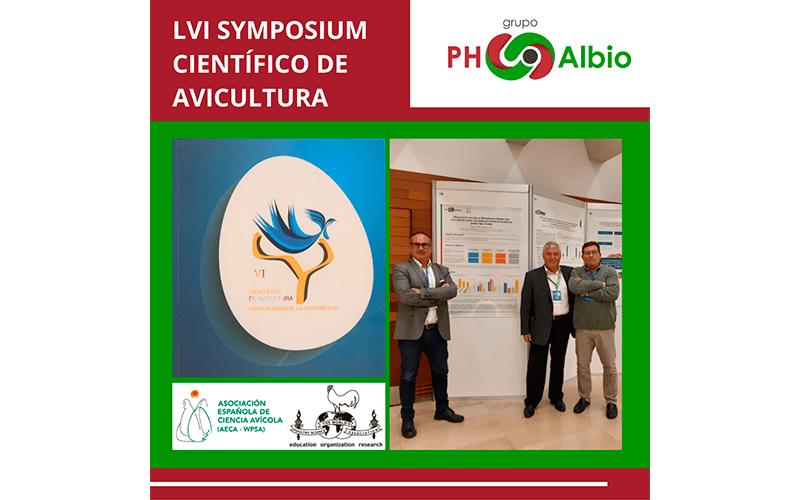 Grupo PH-Albio patrocina el lvi symposium científico de avicultura